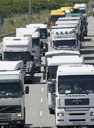 El Congreso de los Diputados votaen contra de incrementar el peso máximo admitido de los vehículos de transporte