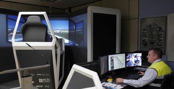 Alsa estrena un nuevo simulador virtual parapreparar a sus conductores