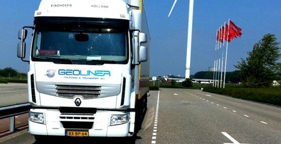 Geoliner Trucking & Transport utiliza TomTom a través de la bolsa de cargas de TC eMap de TimoCom