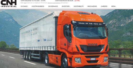 Se cierra la fusión de Fiat Industrial S.p.A. y CNH Global N.V. en CNH Industrial N.V.
