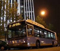 EMT de Madrid pone en marcha la reestructuración de su red nocturna de autobuses urbanos de la capital