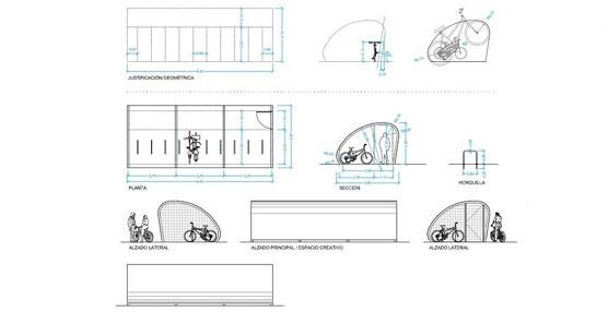Tráfico mejora la conexión de transporte urbano y los ciclistas con un proyecto pionero en Murcia