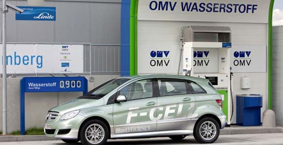 La iniciativa 'H2 Movilidad' pretende construir una red de recarga de hidrógeno para vehículos eléctricos en Alemania