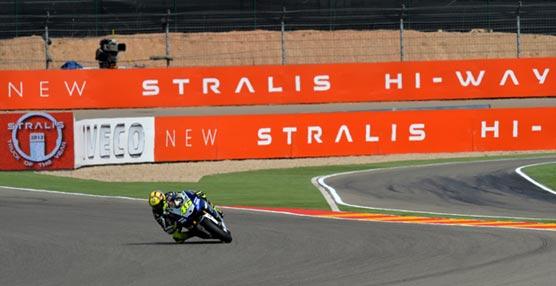 Iveco y el nuevo Stralis Hi-Way fueron protagonistas del Gran Premio de MotoGP de Aragón
