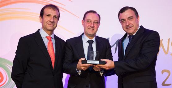 Los centros de formación para el transporte de Alsa reciben el 'Premio a la Innovación Tecnológica'