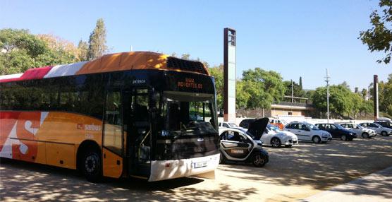 El trayecto Mataró-Barcelona de la Empresa Casas ahorra en cada trayecto 73 coches en la carretera