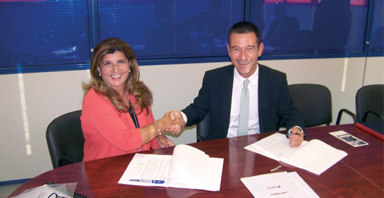 Tipsa y Palibex firman un acuerdo de colaboración para los próximos años