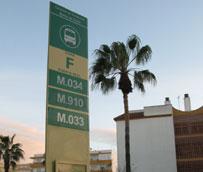 Se ponen en servicio las nuevas paradas metropolitanas de Casines y Ciudad Jardín (Puerto Real)