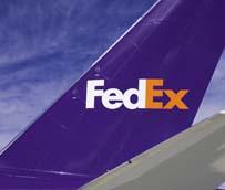 FedEx Express expande su presencia en Valencia con cinco rutas más