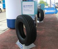 Michelin se acerca a los autónomos y al segmento de pequeño camión con su nuevo X Multi D