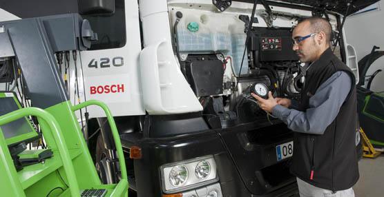 Bosch pone en marcha un Plan Renove de equipos de diagnosis para Vehículo Industrial