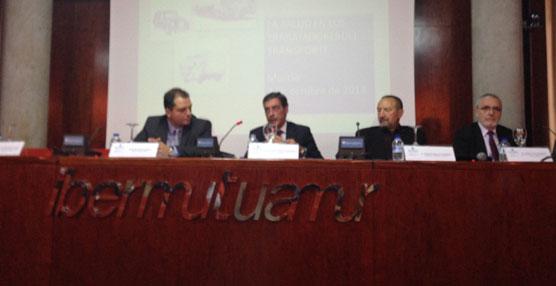 Transforma e Ibermutuamur analizan la salud de los trabajadores del transporte en la ciudad de Murcia