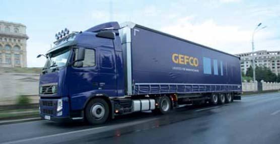 El Grupo GEFCO recibe el premio Delphi 'Above & Beyond 2012'
