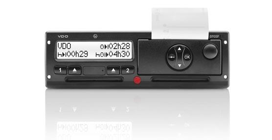 El nuevo tacógrafo DTCO 2.1 active es el primero y único que graba posiciones