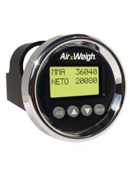 Reber Transporte usa sistemas de pesaje Air Weigh para mantener el peso bajo control