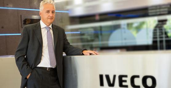 Iveco lidera el mercado de más de 3,5 toneladas y espera un repunte de la actividad en el último trimestre