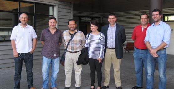 Dbus recibe la visita en sus instalaciones de una delegación de Metrobús México
