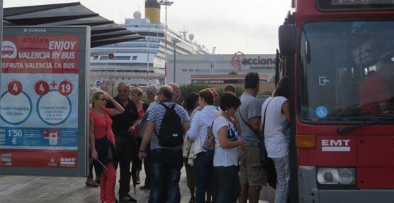 Aumentan un 3,5 por ciento los viajeros de septiembre en EMT valencia