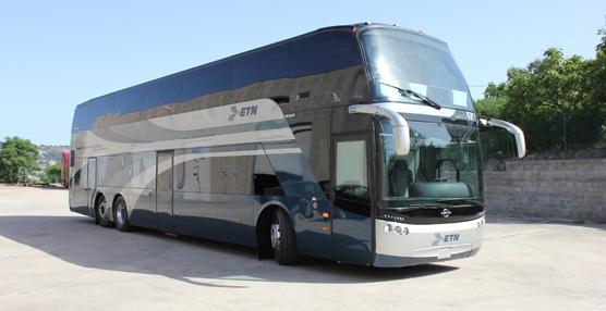 Carrocerías Ayats exhibirá dos vehículos modelo Eclipse en la feria Busworld 2013