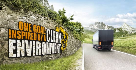 Las soluciones de gestión de flotas de Continental Automotive proporcionan información sobre emisiones CO2