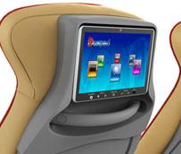 Azimut Bus Solutions presenta toda su innovadora oferta en entretenimiento a bordo y ahorro de combustible Busworld 2013
