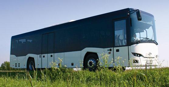 Solaris mostrará sus innovaciones en el sector de los autobuses en Busworld Kortrijk 2013