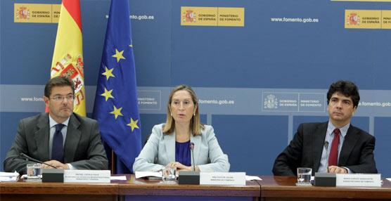 Catalá destaca en el Congreso la inversión destinada en los presupuestos del Grupo Fomento de 2014