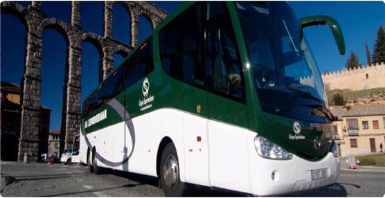 La Sepulvedana presenta en Segovia cinco nuevos vehículos y anuncia más mejoras tecnológicas