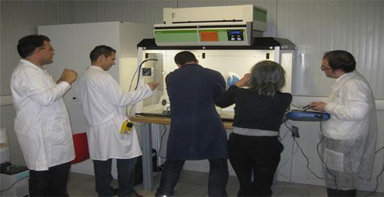 El instituto ITENE verifica y controla la exposición a los nanomateriales de la empresa italiana TEC STAR