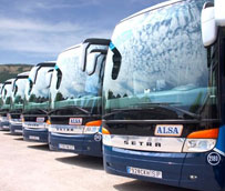 ALSA e Iberia ofrecen el billete combinado Bus&Fly para viajeros con destinos internacionales desde la T4