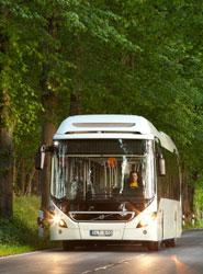 Volvo actualiza los autocares Volvo 9700 y 9900.