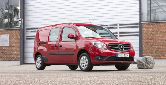 Mercedes-Benz completa la gama de Citan con dos nuevos modelos el 111 CDI y el 112 con motor de gasolina