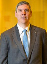 José Vicente de los Mozos, Director Mundial de Fabricación y Logística de Renault.