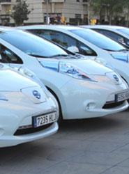 El 'renting' pretende fomentar la eficiencia de los vehículos.