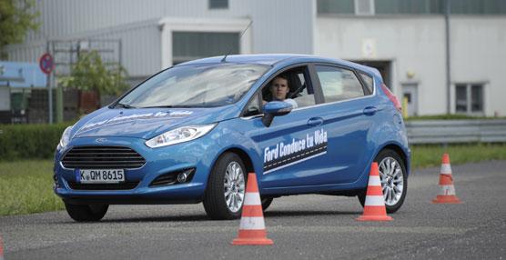 El curso de Seguridad Vial Ford es gratuito para jóvenes de entre 18 y 24 años.