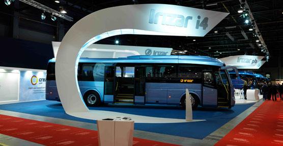 Irizar presenta la nueva generación de autocares y autobuses con motores Euro VI además de sus últimos avances tecnológicos