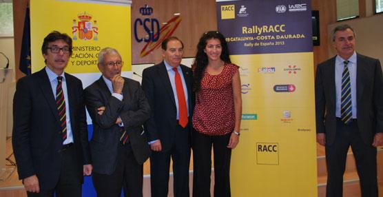 Empieza la semana del RallyRACC con la presentación oficial de la 49 edición en Madrid y Barcelona