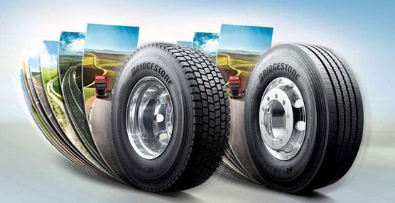 Bridgestone amplia las medidas disponibles de su nueva gama de neumáticos para camión de uso regional