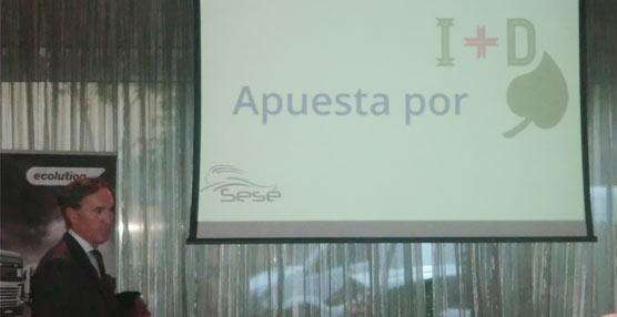 Jose Antonio Sanz, vicepresidente del Grupo Sesé.