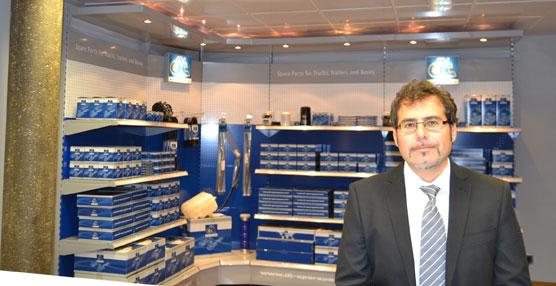 Hernán Marqués sereincorpora a Diesel Technic Iberia asumiendo la responsabilidad comercial en España y Portugal