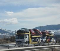 La logística del automóvil en Europa aprecia los primeros síntomas de recuperación en el negocio