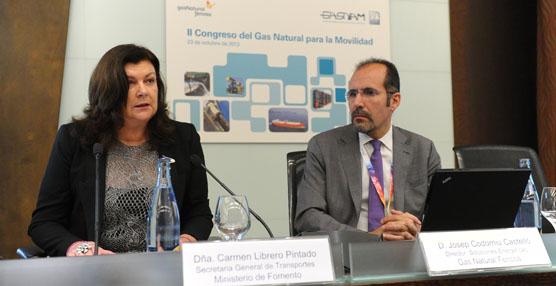 El II Congreso del Gas Natural insta a España a liderar el uso de este combustible en el transporte terrestre