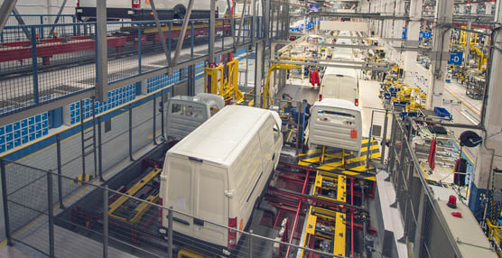 La planta de Iveco en Valladolid firma el nuevo convenio colectivo con vigencia hasta el 31 de diciembre de 2016