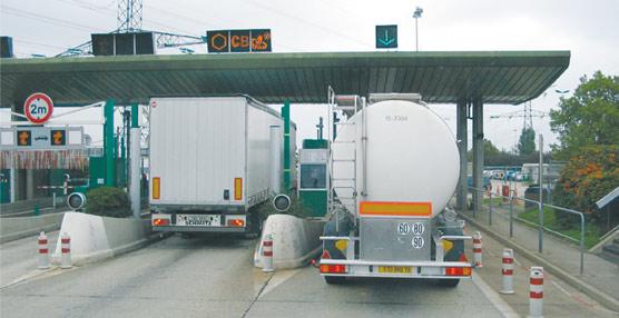 Cataluña implantará un nuevo peaje para los camiones que circulen por la C-25 a partir de 2014