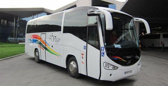 La empresa lucense Alvarez Vigo recibe un nuevo Volvo B9R con carrocería Nuevo Century de Irizar