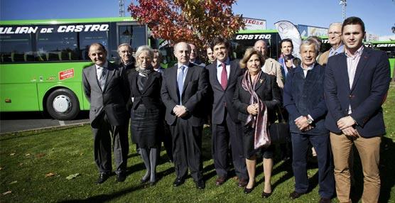 La Comunidad de Madrid incorpora nuevos autobuses interurbanos para la zona noroeste de la región
