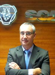 Scania Ibérica incorpora a Xavier Moreno Segura como nuevo Responsable de Ventas a Flotas