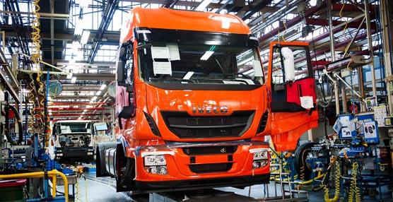 La planta de Iveco España en Madrid firma el nuevo convenio colectivo que estará vigente entre 2013 y 2016