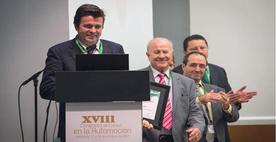 La Asociación Española de Calidad premia a la planta de Iveco en Valladolid por su proceso de producción
