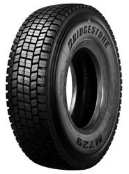 Bridgestone presenta el nuevo neumático 'Bandag 729 EVO' fabricado en combinación con el know how de Bandag